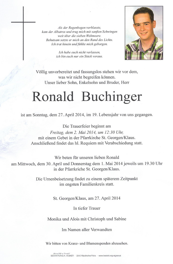 Buchinger Ronald